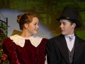 Valjean:Cosette